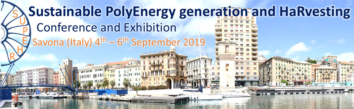 SUstainable PolyEnergy generation and HaRvesting (SUPEHR) conference
